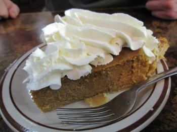 mmm... pumpkin pie...